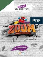 EBDV ZOOM - Manual Adolescentes (MUESTRA)