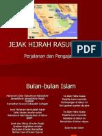 Jejak Hijrah Rasulullah