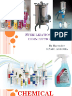 Sterilization and Disinfection -PART II