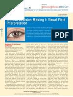 Visual Field Interpretation
