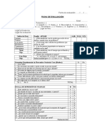 Ficha de evaluación geriatrica