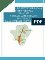 2014-2020 Valea Doftanei