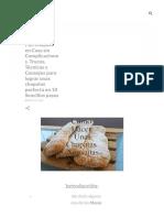 Cómo Hacer Pan Chapata en Casa sin Complicaciones. Trucos, Técnicas y Consejos para lograr unas chapatas perfecta en 10 Sencillos pasos