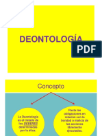 2 LA DEONTOLOGIA
