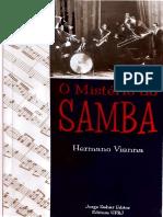 Mistério do samba  Hermano Vianna