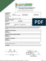 Charles Fulton American Legion Post 382 - PrintInspection