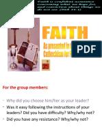 3. Faith Complete