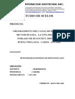 ESTUDIO DE MECÁNICA DE SUELOS 90