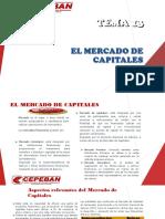 CLASE N°8 - MERCADO DE CAPITALES