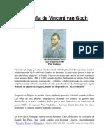 Biografía de Vincent van Gogh joaquin