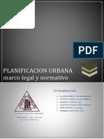 TRABAJO FINAL 2 DE PLANIFICACION URBANA