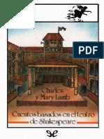 Lamb, Charles y Mary - Cuentos basados en el teatro de Shakespeare.pdf