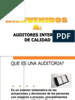 AUDITORES INTERNOS DE CALIDAD-