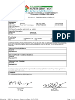 McDonalds GMDS Inc Algonac - PrintInspection