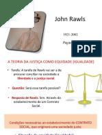 teoria justiça - john rawls