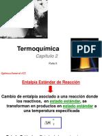 Termoquímica II - 15-II