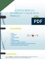 DIAPOSITIVAS PRIMERA CLASE - CONCEPTOS BÁSICOS SEGURIDAD Y SALUD EN EL TRABAJO.pptx