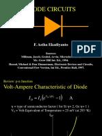 Animasi dioda dan power suplly