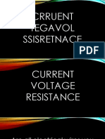 FACTORS THAT AFFECT THE RESISTANCE OF A CONDUCTOR