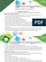 Protocolo para el desarrollo del componente practico.
