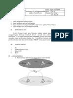 Laporan 2 VLAN Packet Tracer