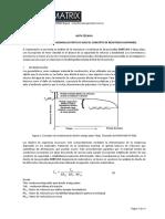 nota tecnica resistencia disponible geomallas FORTGRID