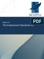 Employment-Standards-Act