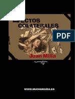 Juan Milla - Efectos colaterales