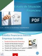 UNIDAD 2 APUNTES B6 Estado de Situación Financiera