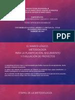 Fase 1 Enfoque del Marco Lógico conocer los principios básicos del enfoque de Marco Lógico Cristian Hernandez.pptx