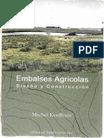 Libro Embalses Agricolas Diseno y Constr