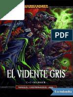 El vidente gris - C L Werner.pdf