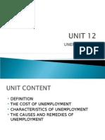 UNIT 12 (2003)