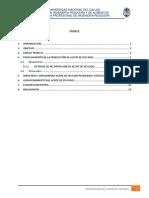 Procesamiento de la producción de aceite de pescado