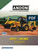 Cartilla_RANDON_Retroexcavadora_RD_406_Advanced