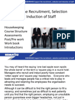 BSBHRM405 Support the Recruiment, Select & Induction of Staff 2.pptx