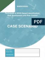 2  BSBWHS303 Case Scenario.docx
