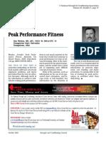 Peak Performance Fitness.23