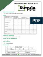 Edital simplificado PMBA_2019