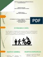 FASE 4 -  PRESENTAR UN MODELO DE LIDERAZGO