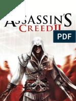 Assassin's Creed II Manual