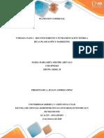 Paso 1-Reconocimiento de Planación Comercial