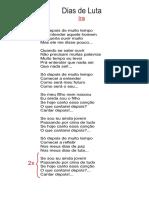 Ira! - DIAS DE LUTA (Letra).pdf