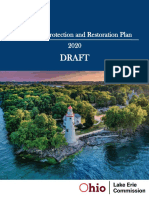 Draft of Lake Erie Protection and Restoration Plan 2020