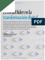 El rol del líder en la transformación digital