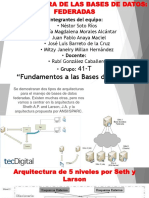 ARQUITECTURA DE LAS BASES DE DATOS FEDERADAS.pptx
