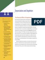 Chapter 11 - Depreciation and Depletion