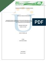 Calculo De Dotaciones Introducción A Los Procesos De Potabilización Y Pre Tratamiento)