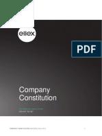 Company-Constitution-Document