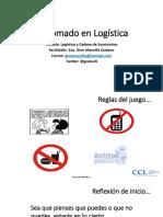 Valor del sistema de distribución y transporte Sesión 1